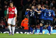 Арсенал 1-2 Манчестер Юнайтед