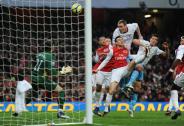Арсенал одержал ошеломляющую победу над Виллой в Кубке