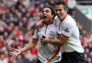 Ливерпуль 1-2 Манчестер Юнайтед + видео